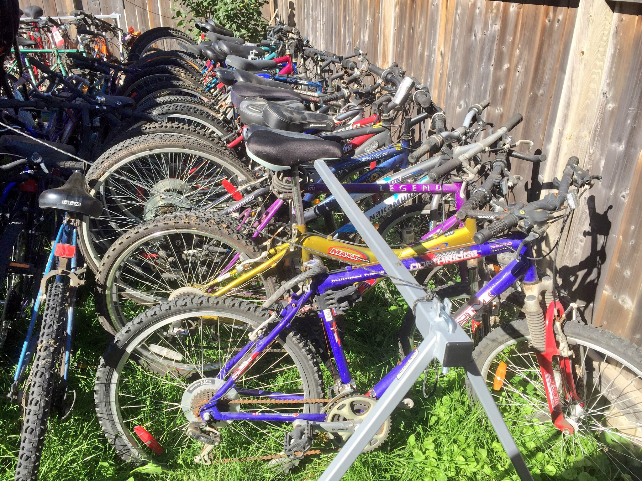 Big Bike Giveaway aims to end cycle of poverty in London