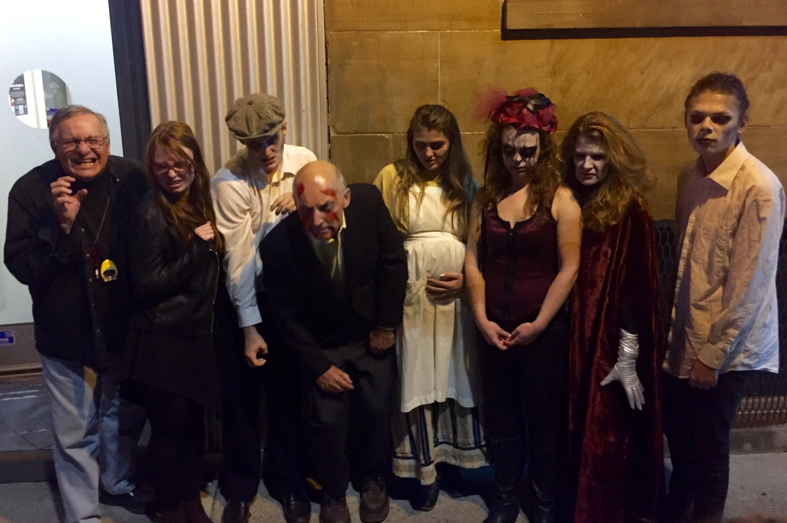 The Lost Soul Stroll is haunting the streets of downtown London