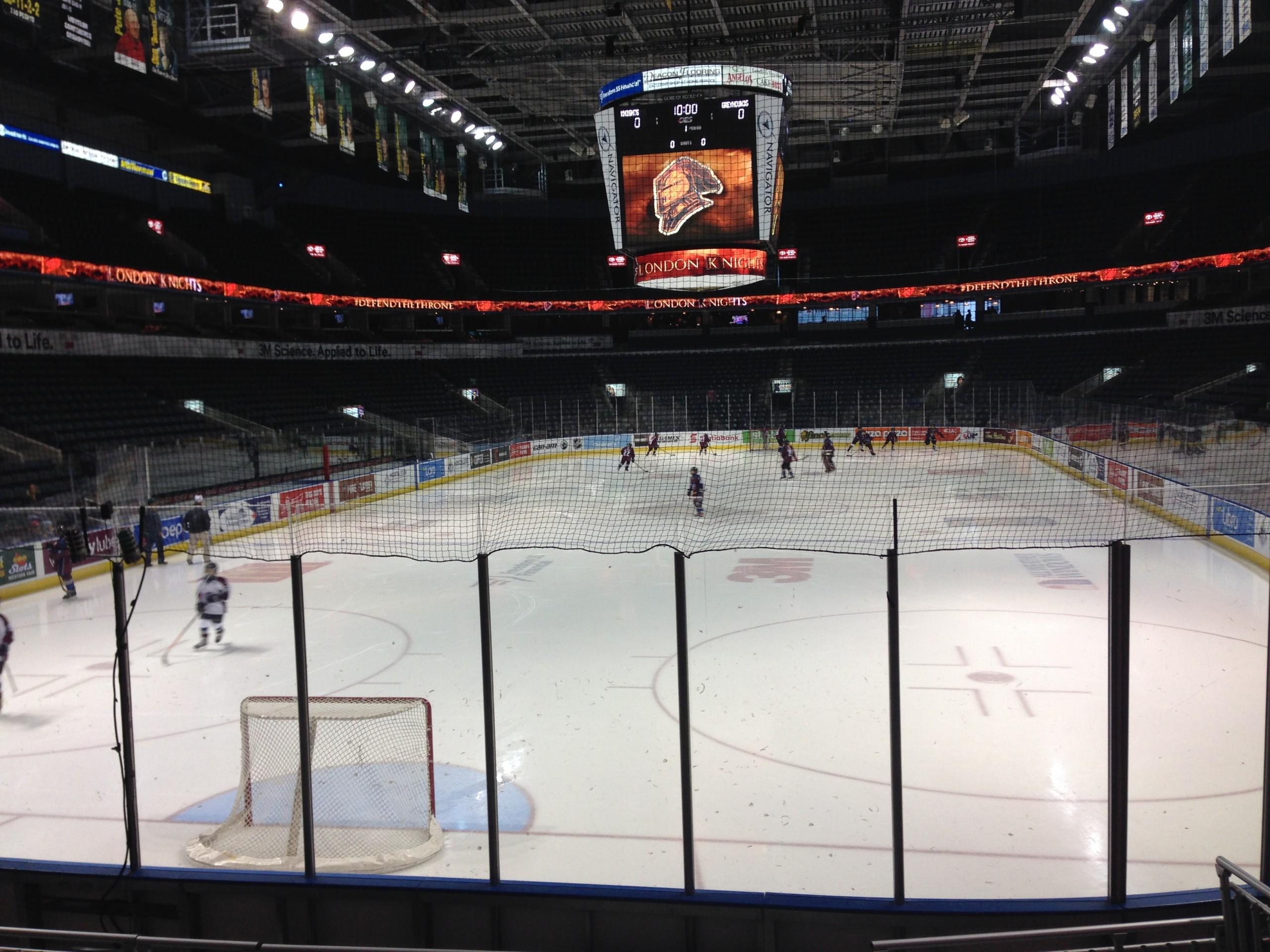 London-Windsor best fit for World Junior Hockey tournament