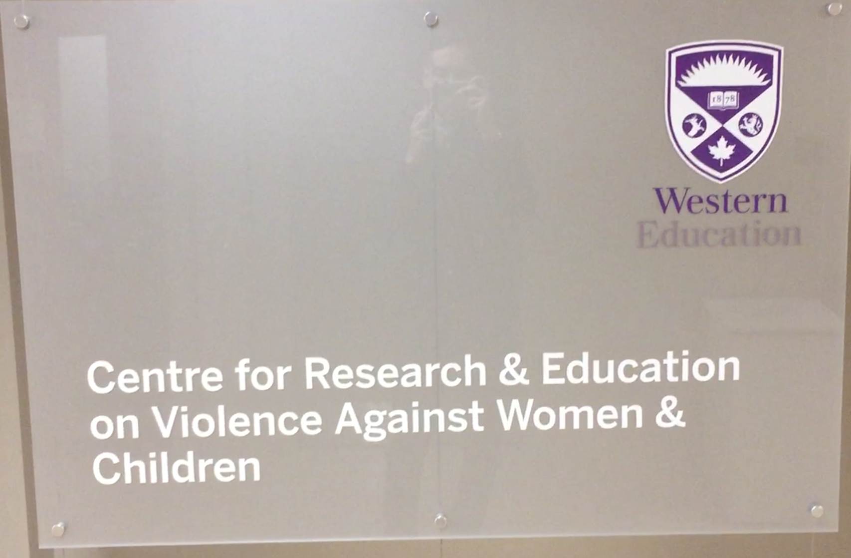 London emerging as a leader in domestic violence prevention and education