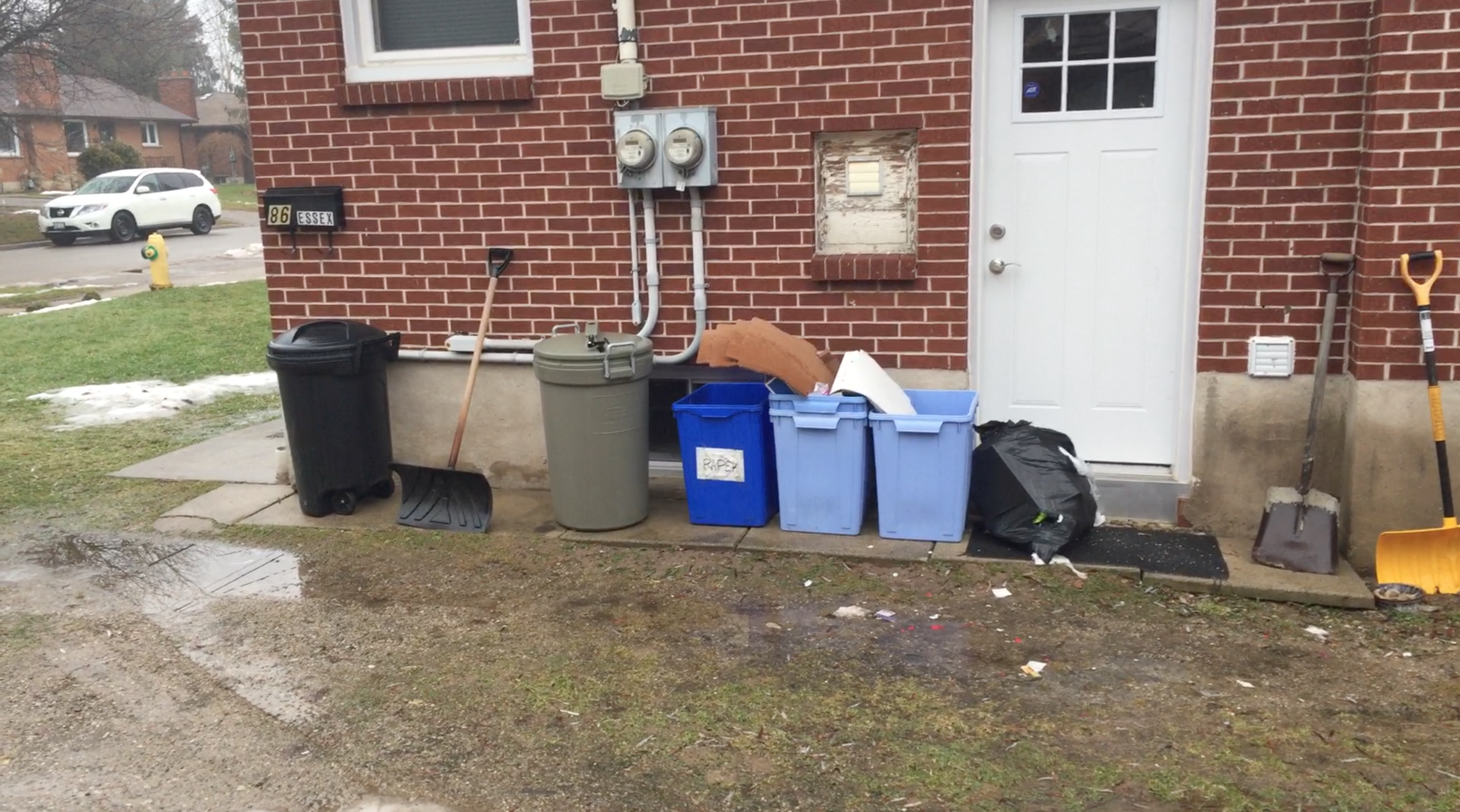 New garbage limits tough on students