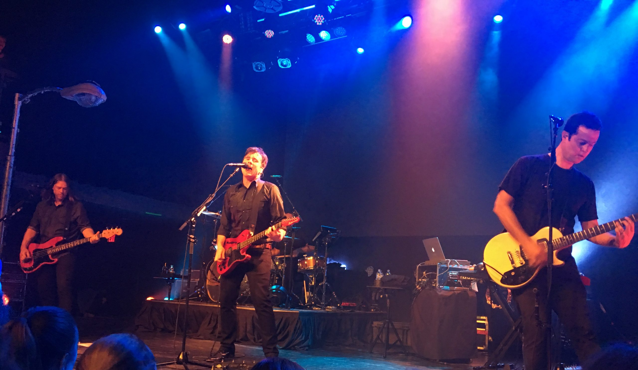 Jimmy Eat World shakes up the Forest City