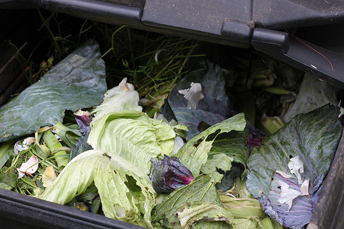 The stink on London's composting
