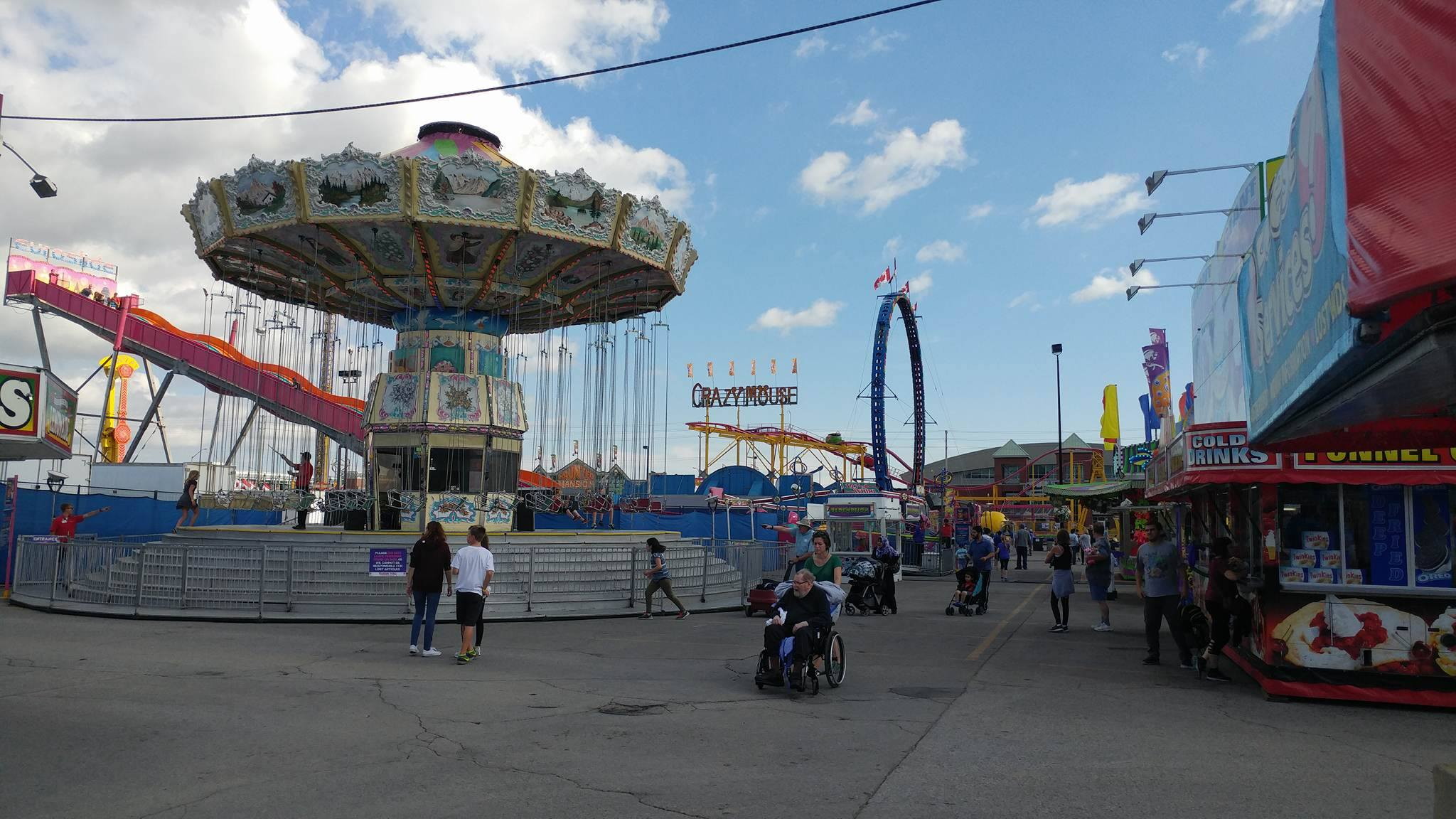 A look into amusement ride safety