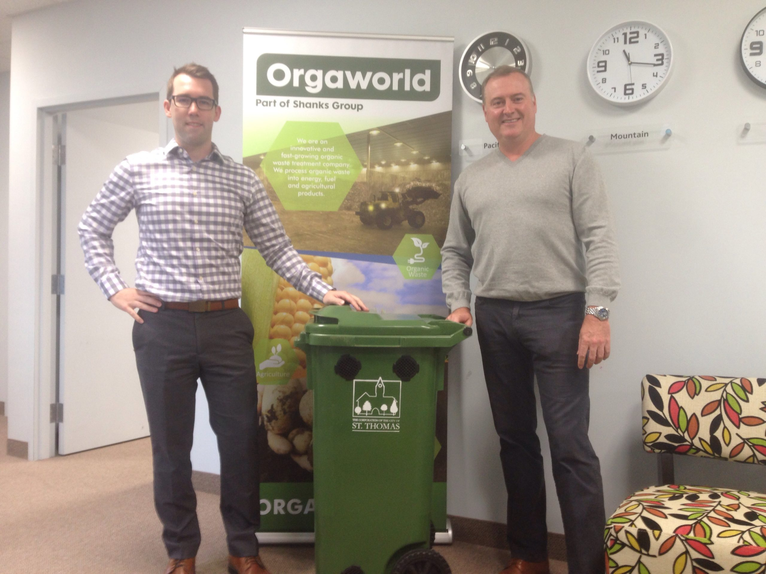 Orgaworld Canada hopes to help London tackle organic waste