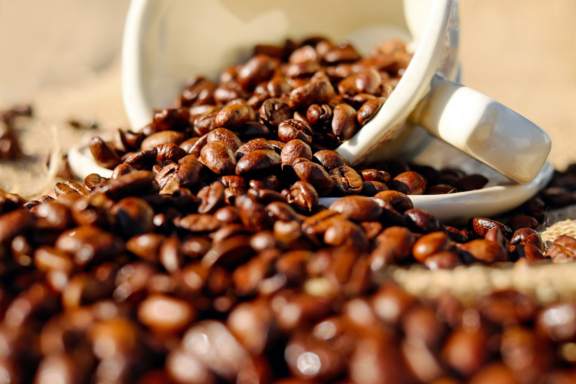 Caffeine:How your morning cup of joe could be affecting your sleep at night.