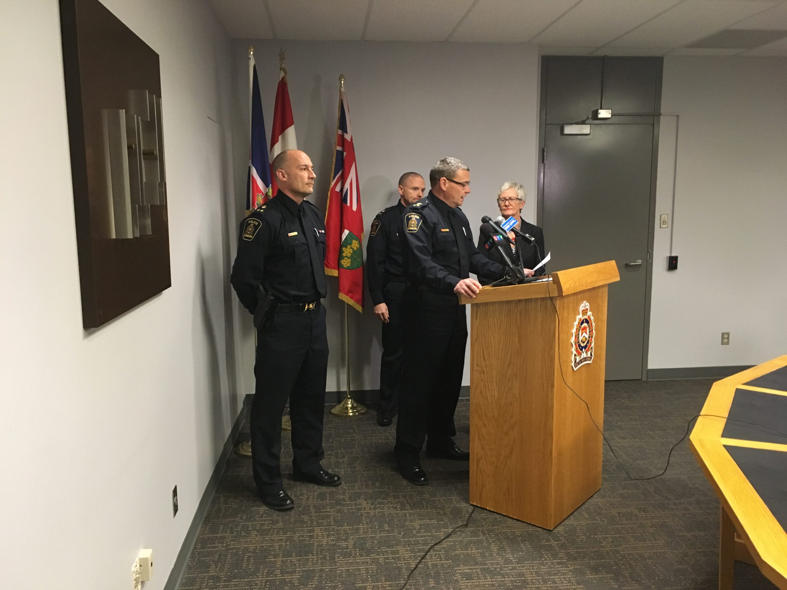 London police vows for transparency with officers facing criminal charges