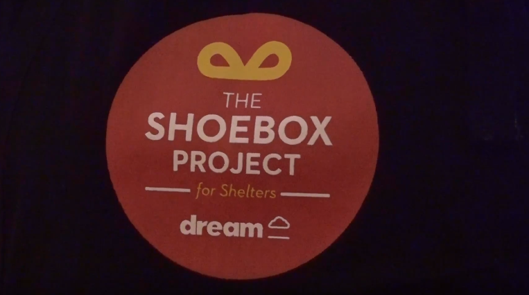 How shoeboxes are changing the holiday season