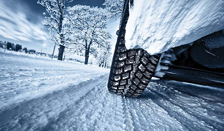 Driving Safely In The Winter