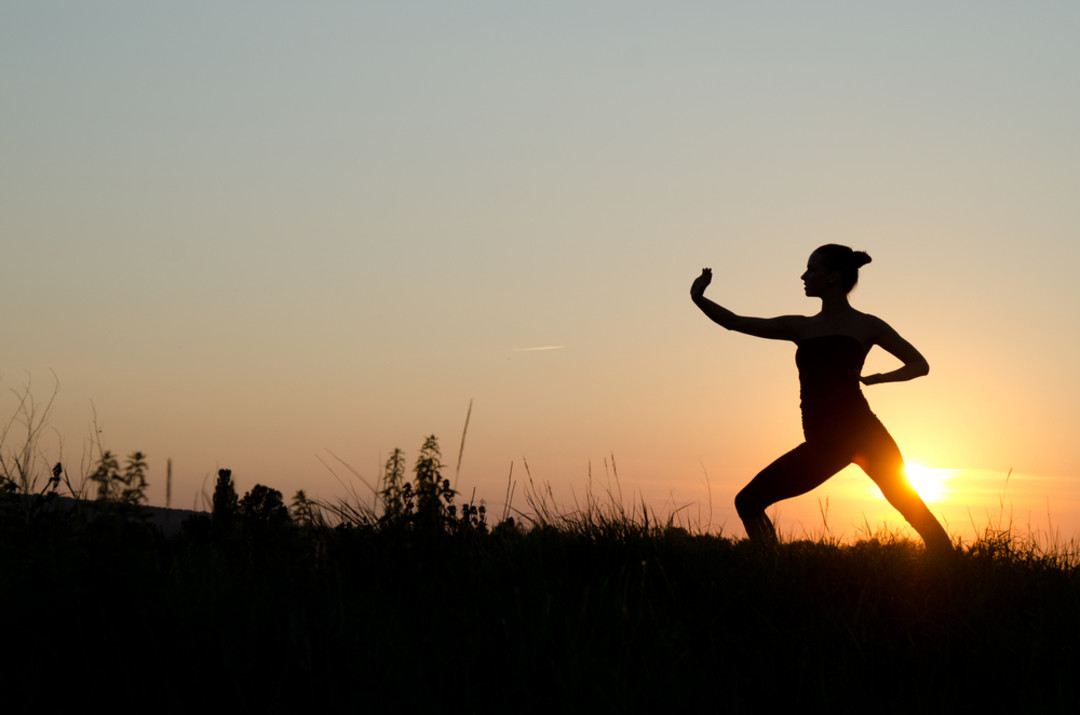 Qigong, the ancient Chinese de-stresser