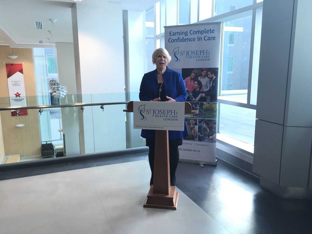 Province announces an extra $35 million for London hospitals