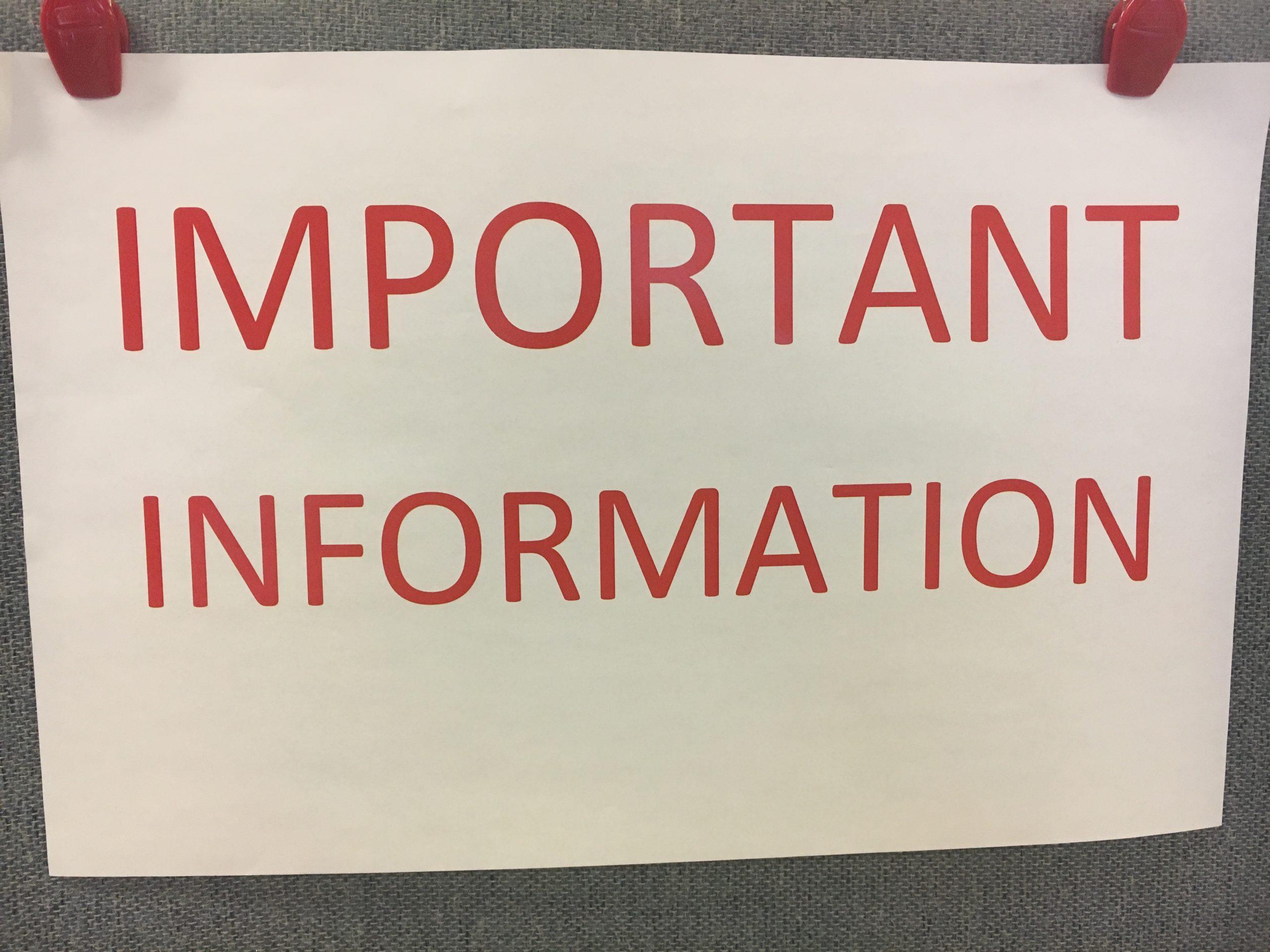 Beware of impostors: alert for Fanshawe international students