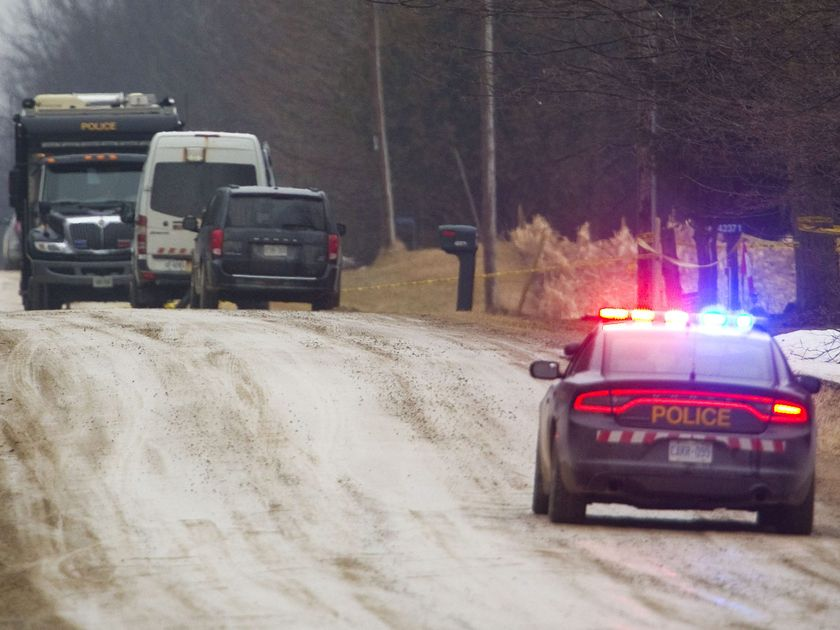 Huron County man name has been released in relation to a double homicide investigation