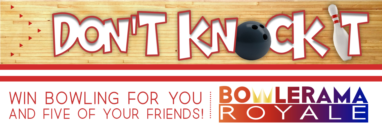 Contest – Don't Knock It