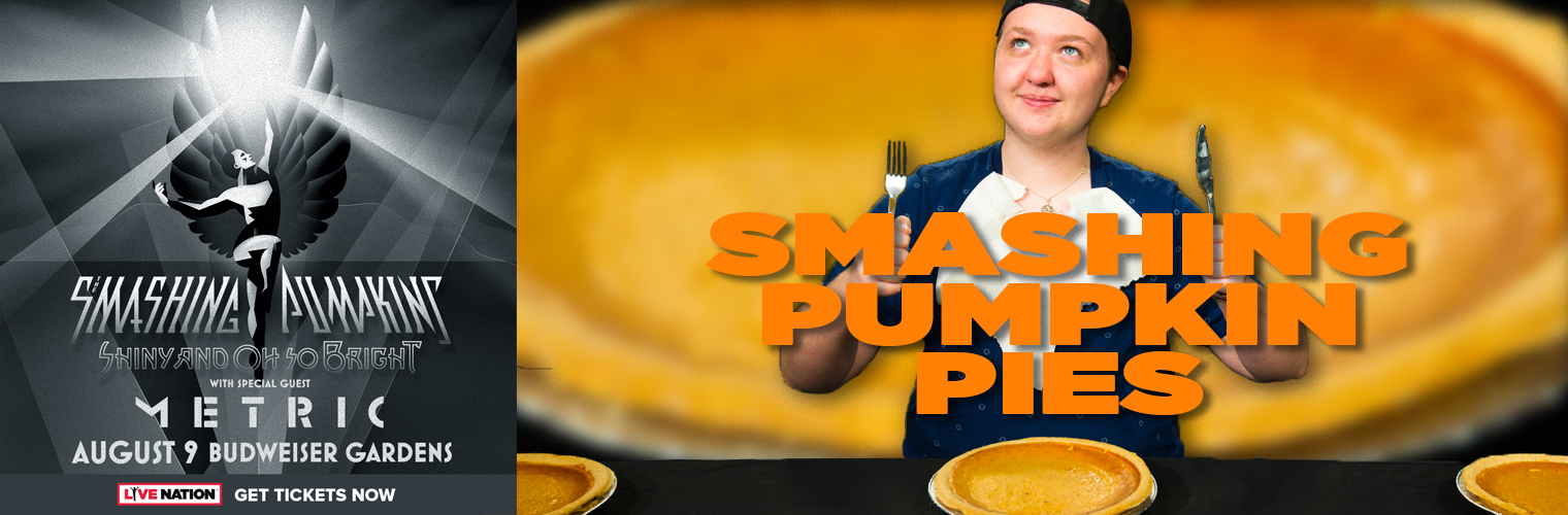 Smashing Pumpkin Pies