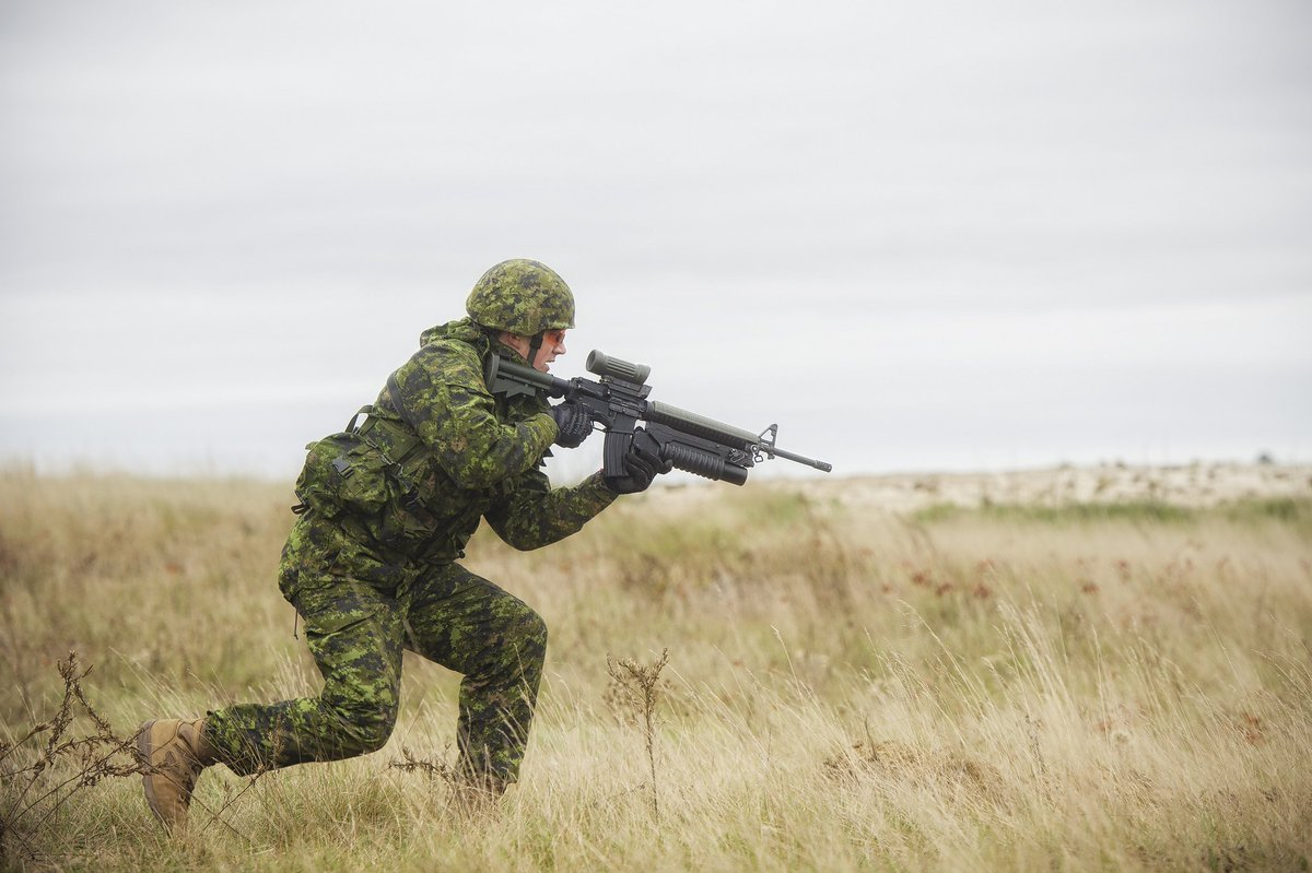 London soldiers heading south for end of summer training