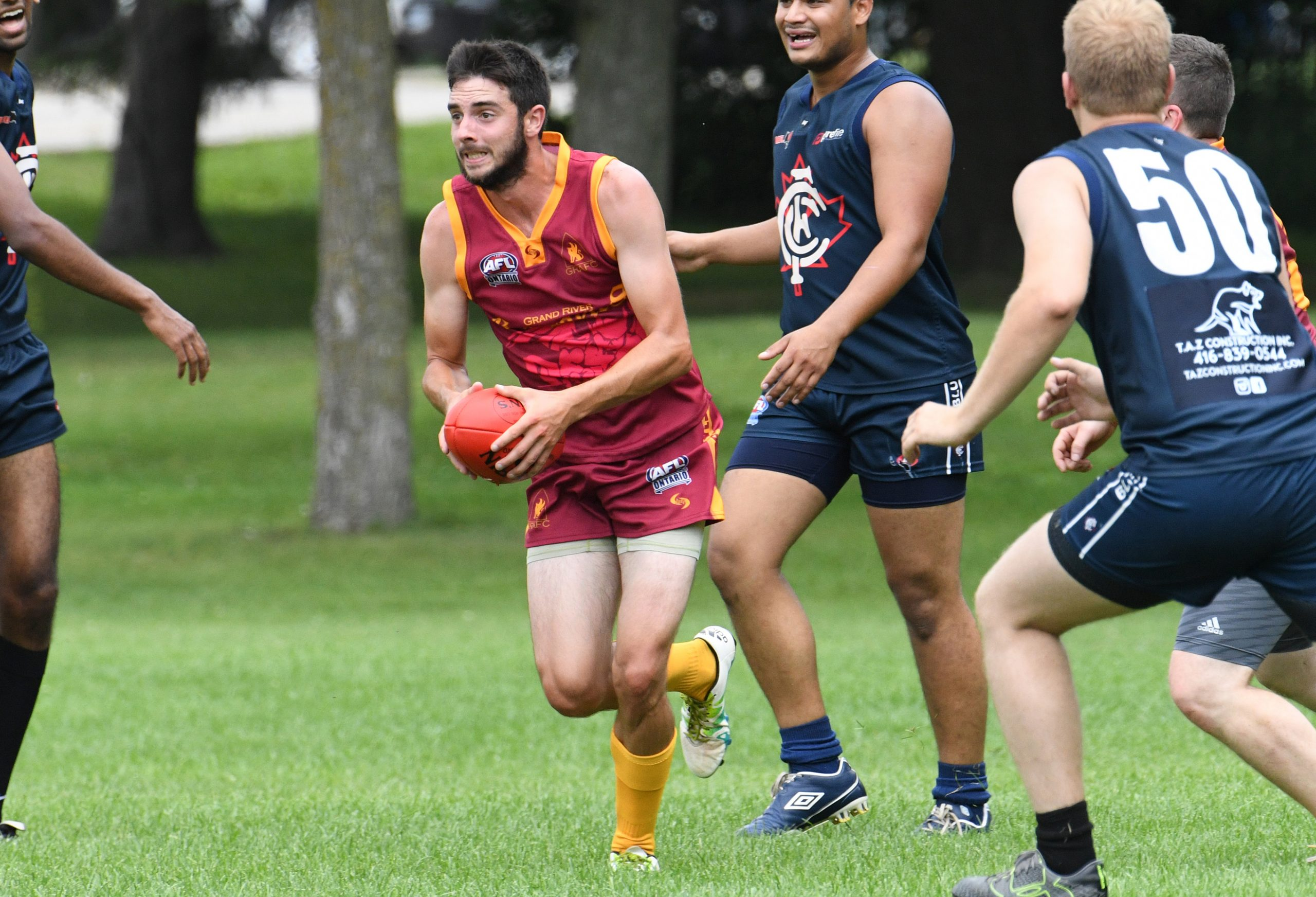 AFL Expands to the Forest City