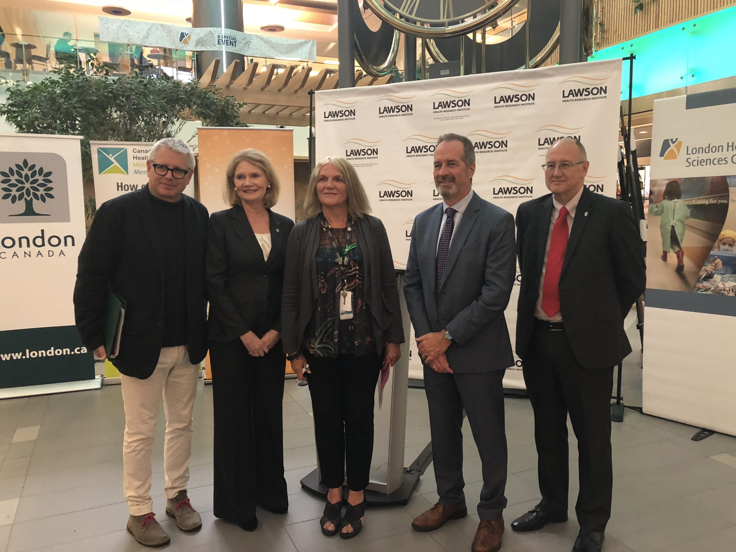 Lawson Health Research Institute receives federal funding for homelessness prevention program