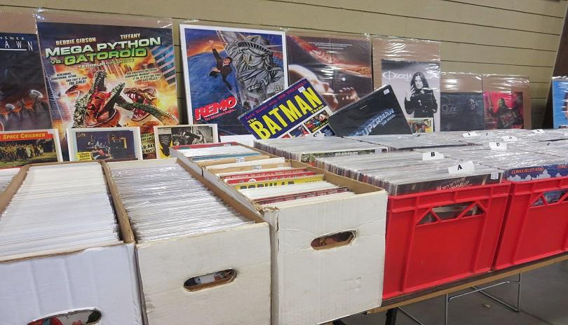 Behind the scenes at the London Toy and Collectibles Expo