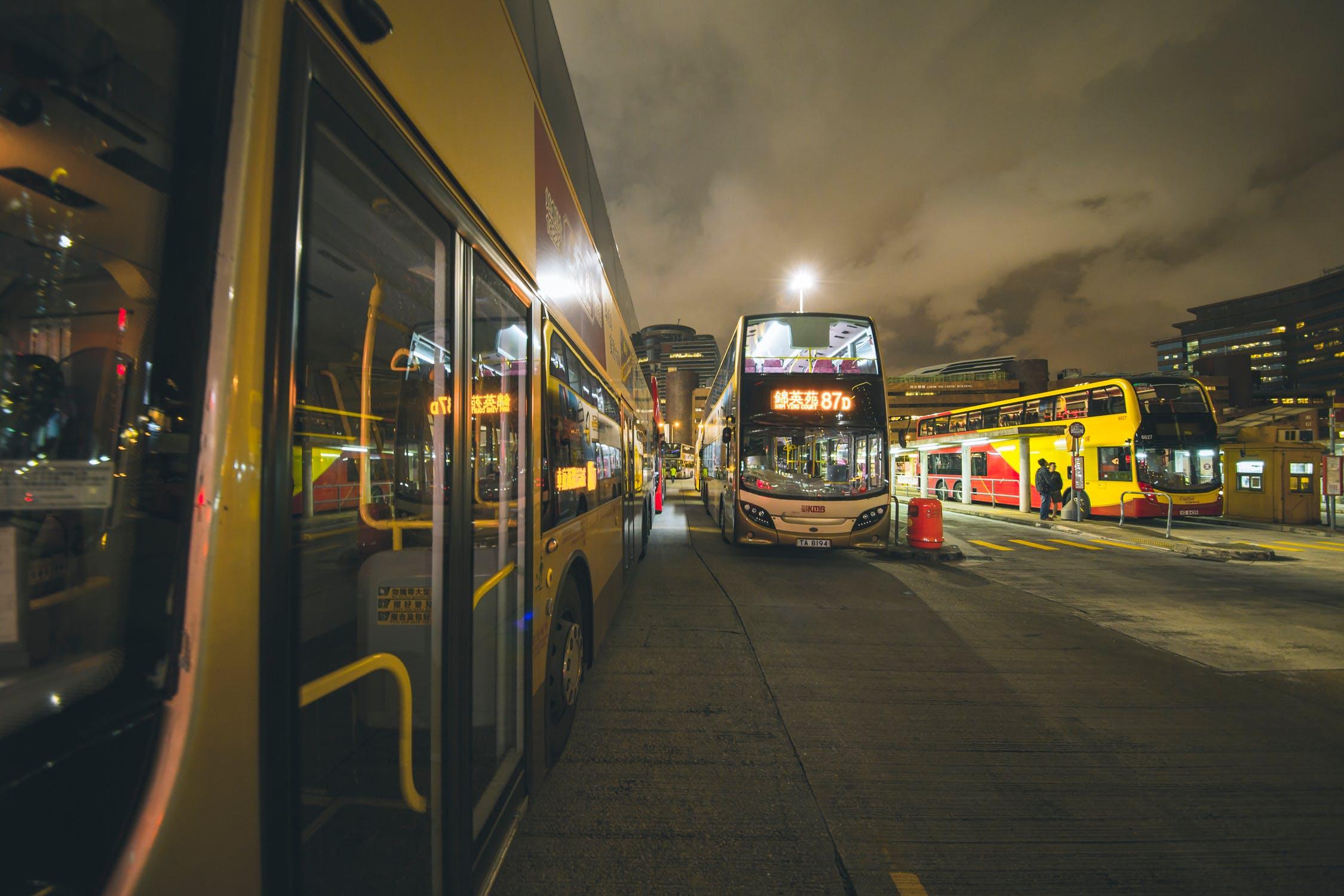 Council talks: bus rapid transit going electric