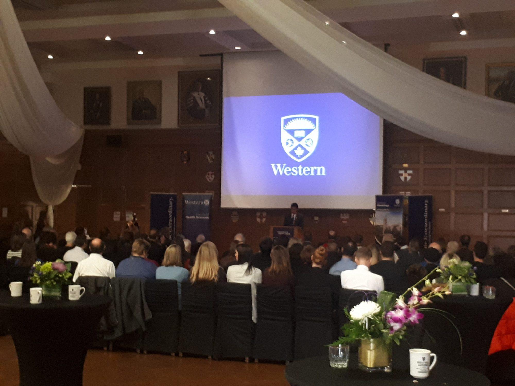 Western celebrates notable alumni back to the University