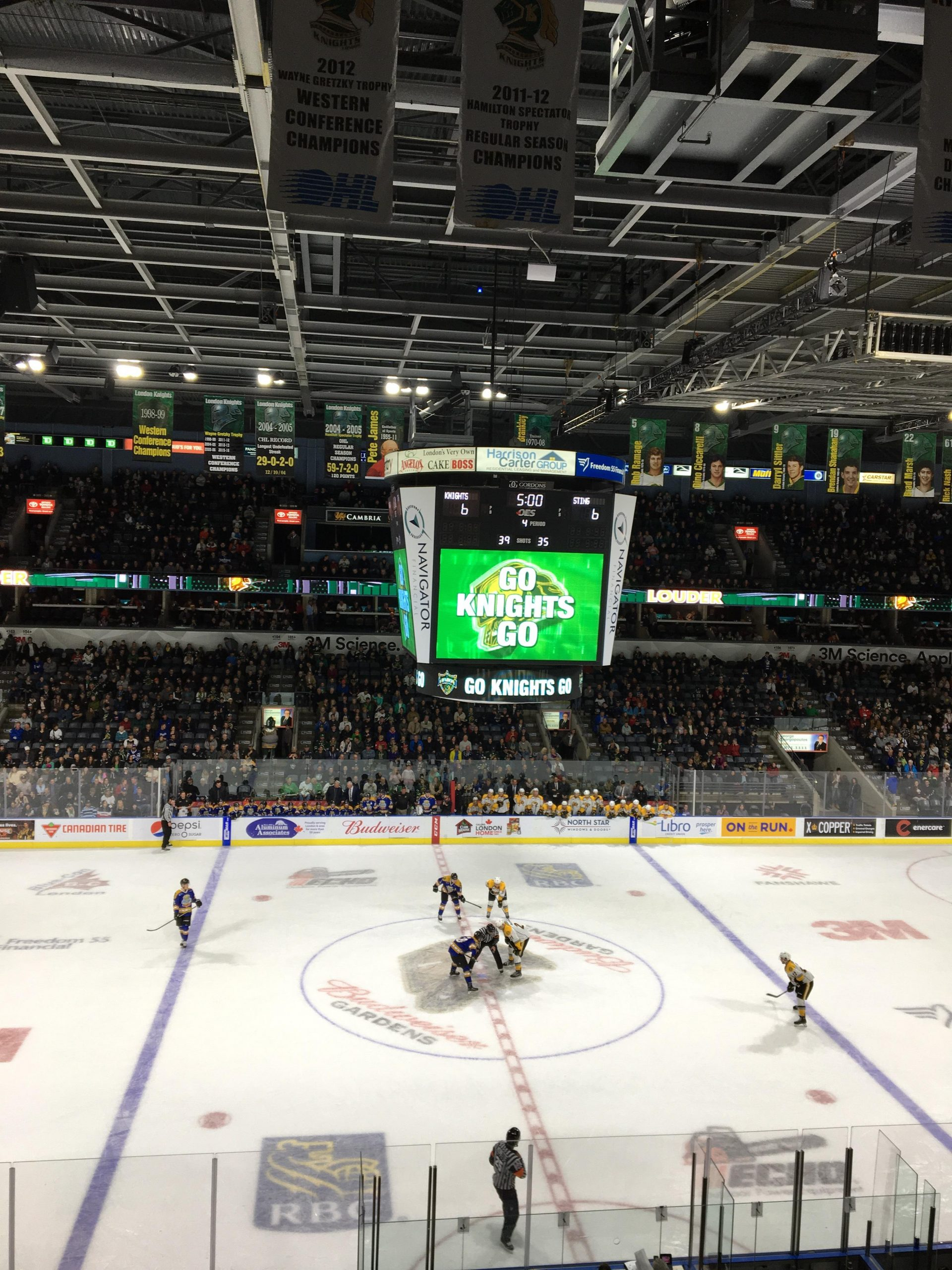 Liam Foudy Goes Top Cheddar In OT