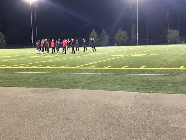 Fanshawe Falcons women's soccer is flying high