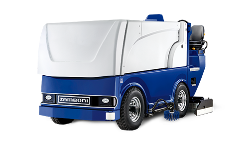 What does a Zamboni really do?