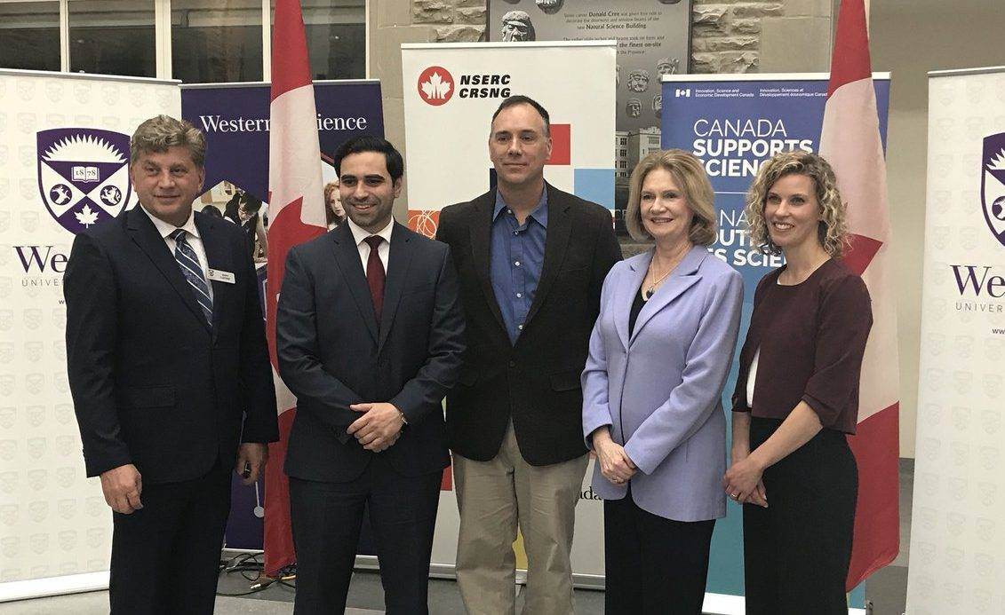Funding for the future: Western University will receive $23 million in funding
