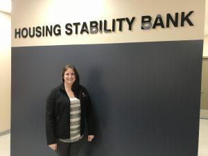 Melissa Jeffrey (Program Manager at Housing Stability Bank)