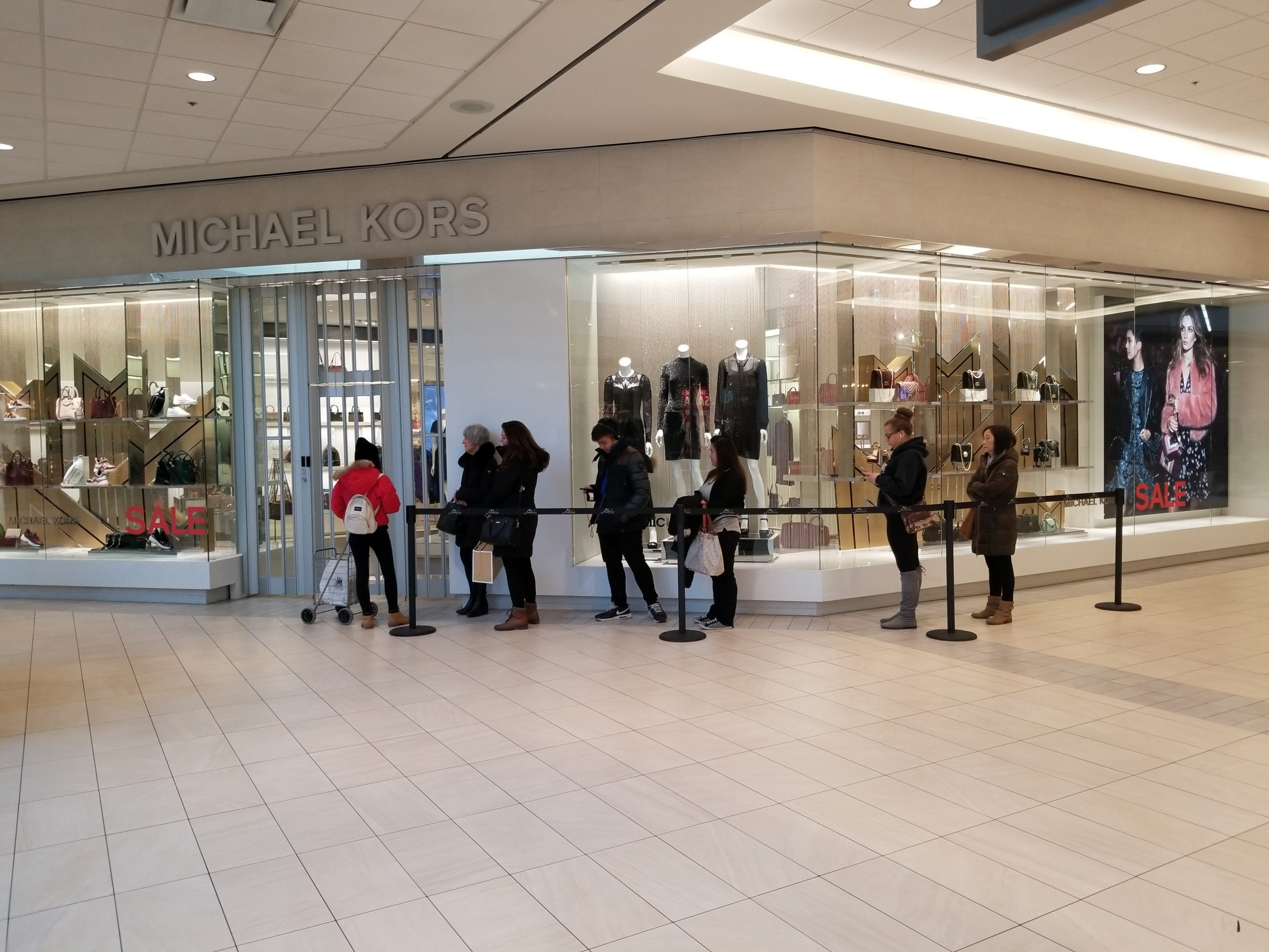 Have Canadians stopped Black Friday shopping?