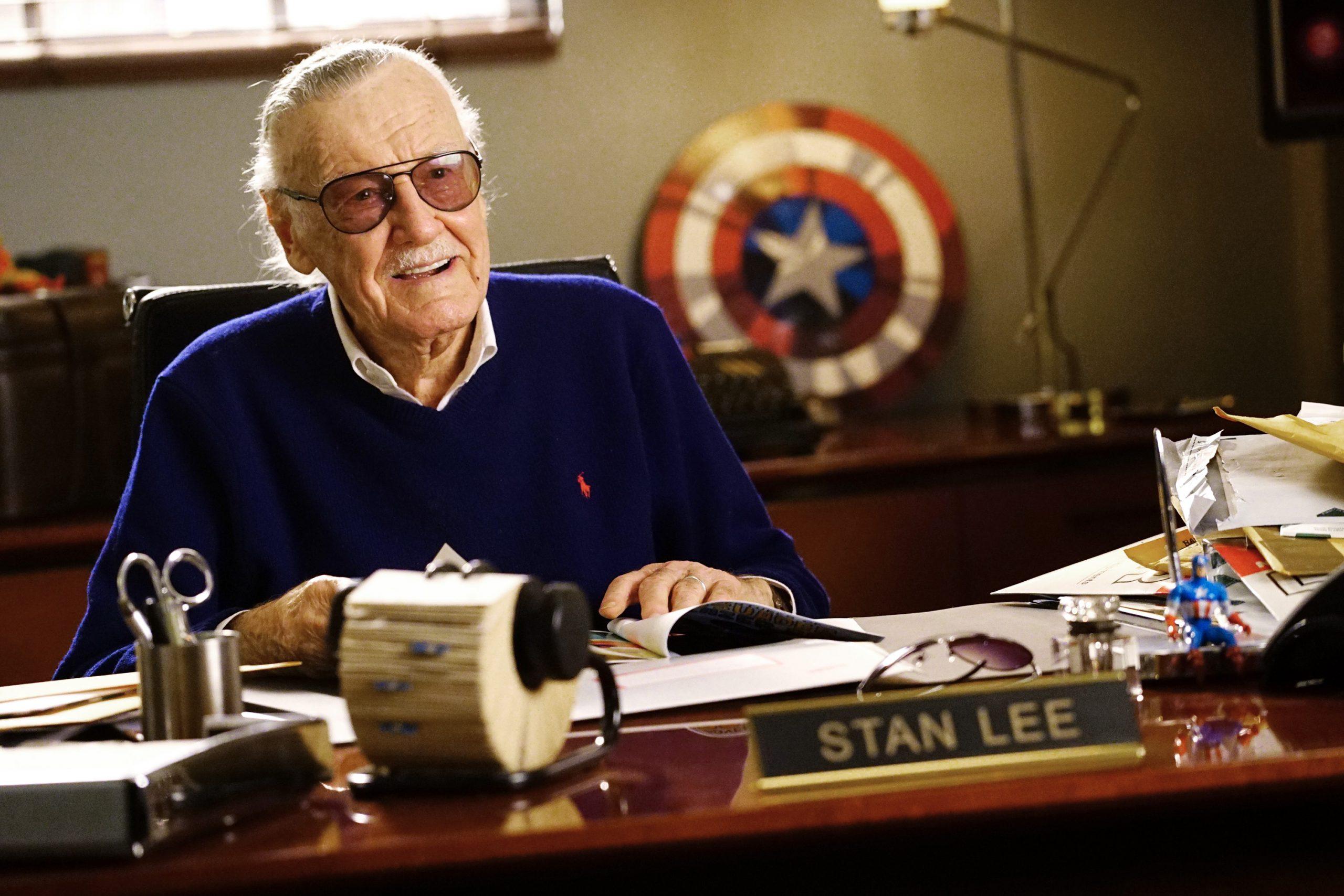 BREAKING: Beloved comic creator Stan Lee dead at 95