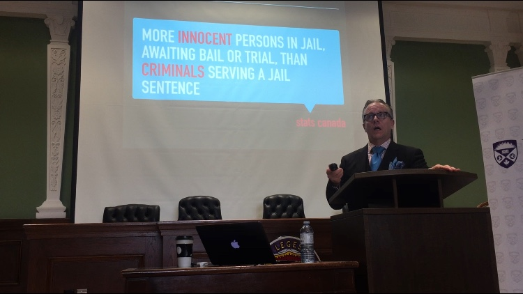 Should bail be abolished in Canada?