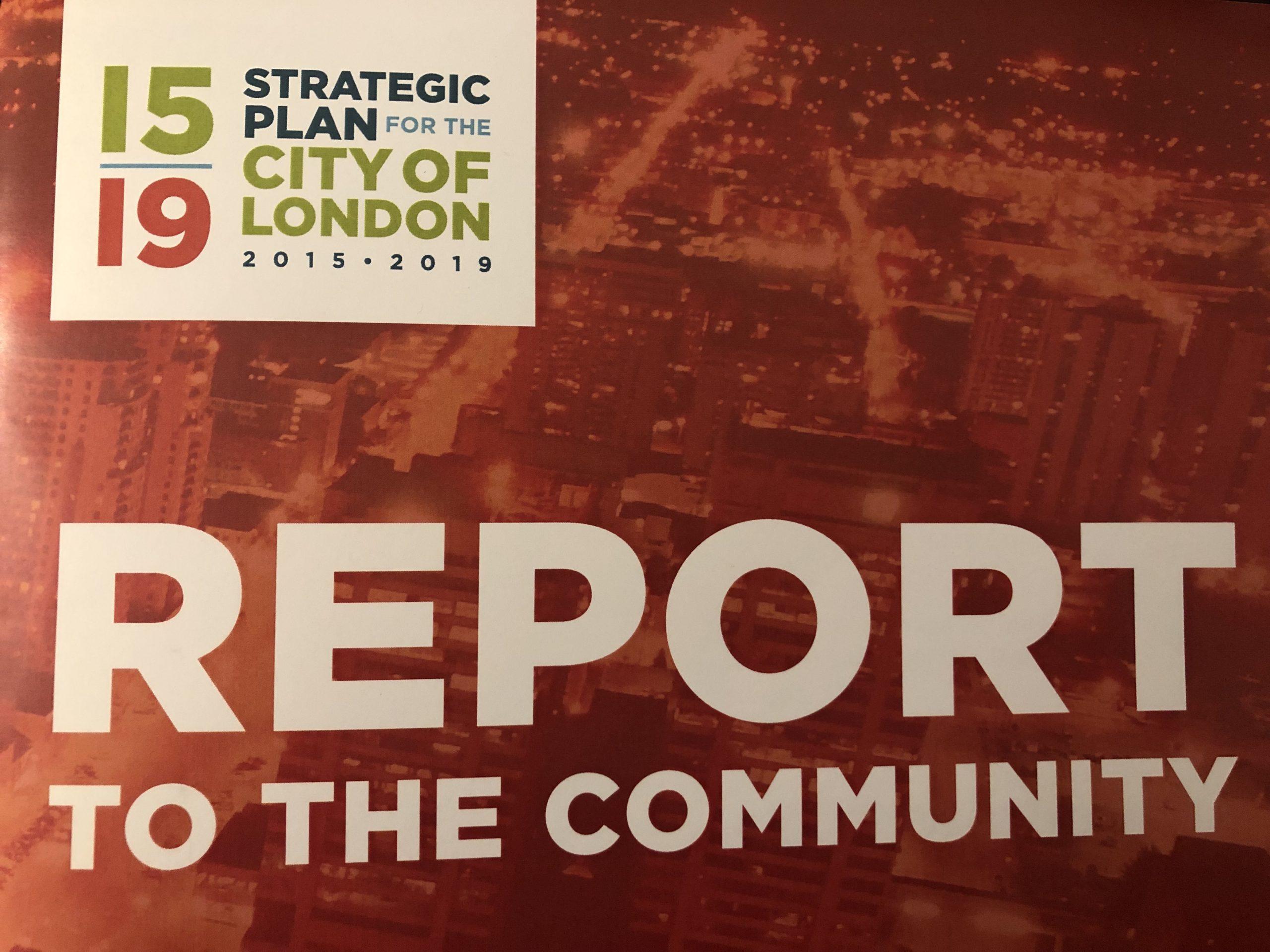 City council celebrates strategic plan's success