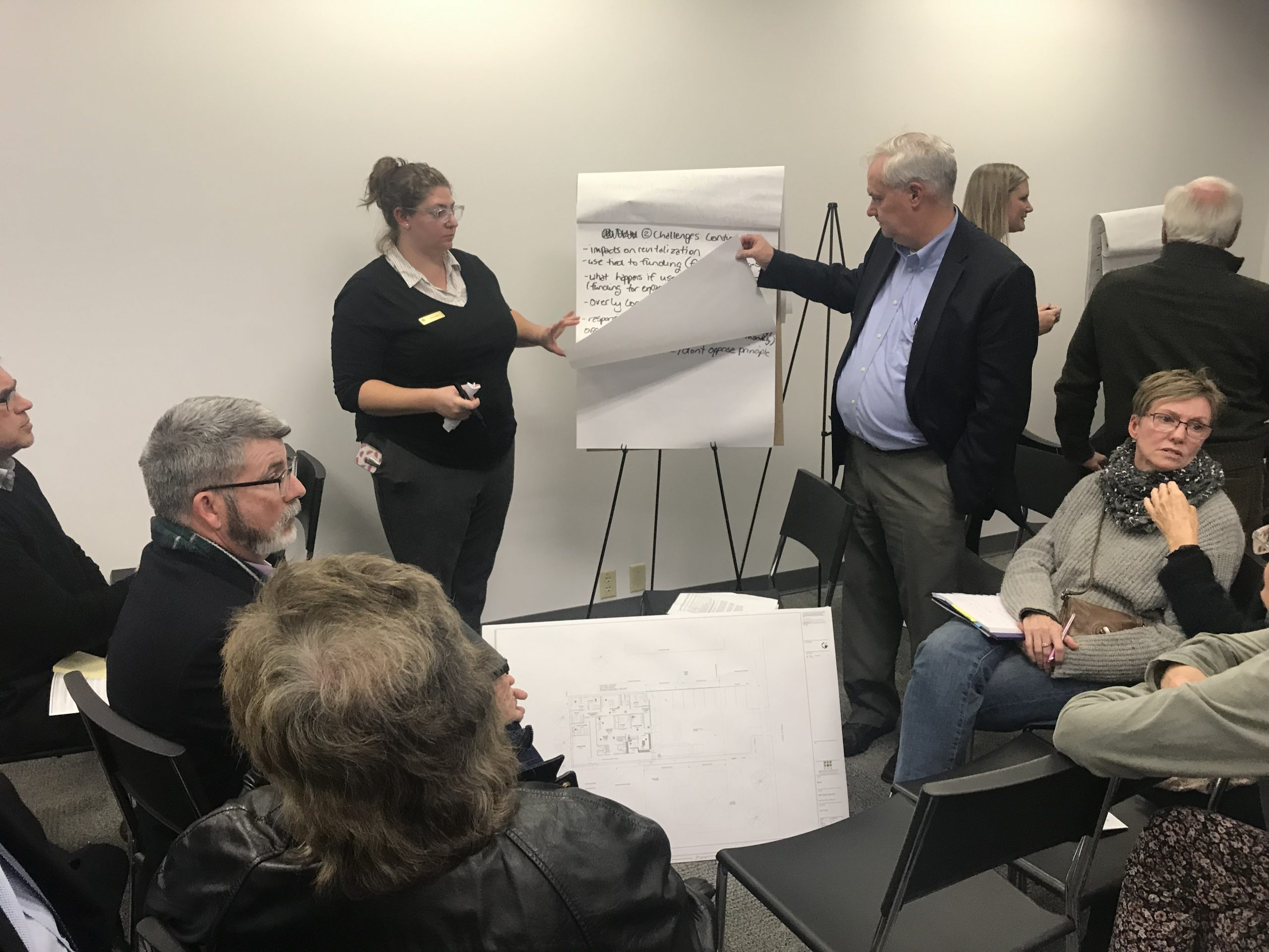 Londoners debate supervised consumption facility site
