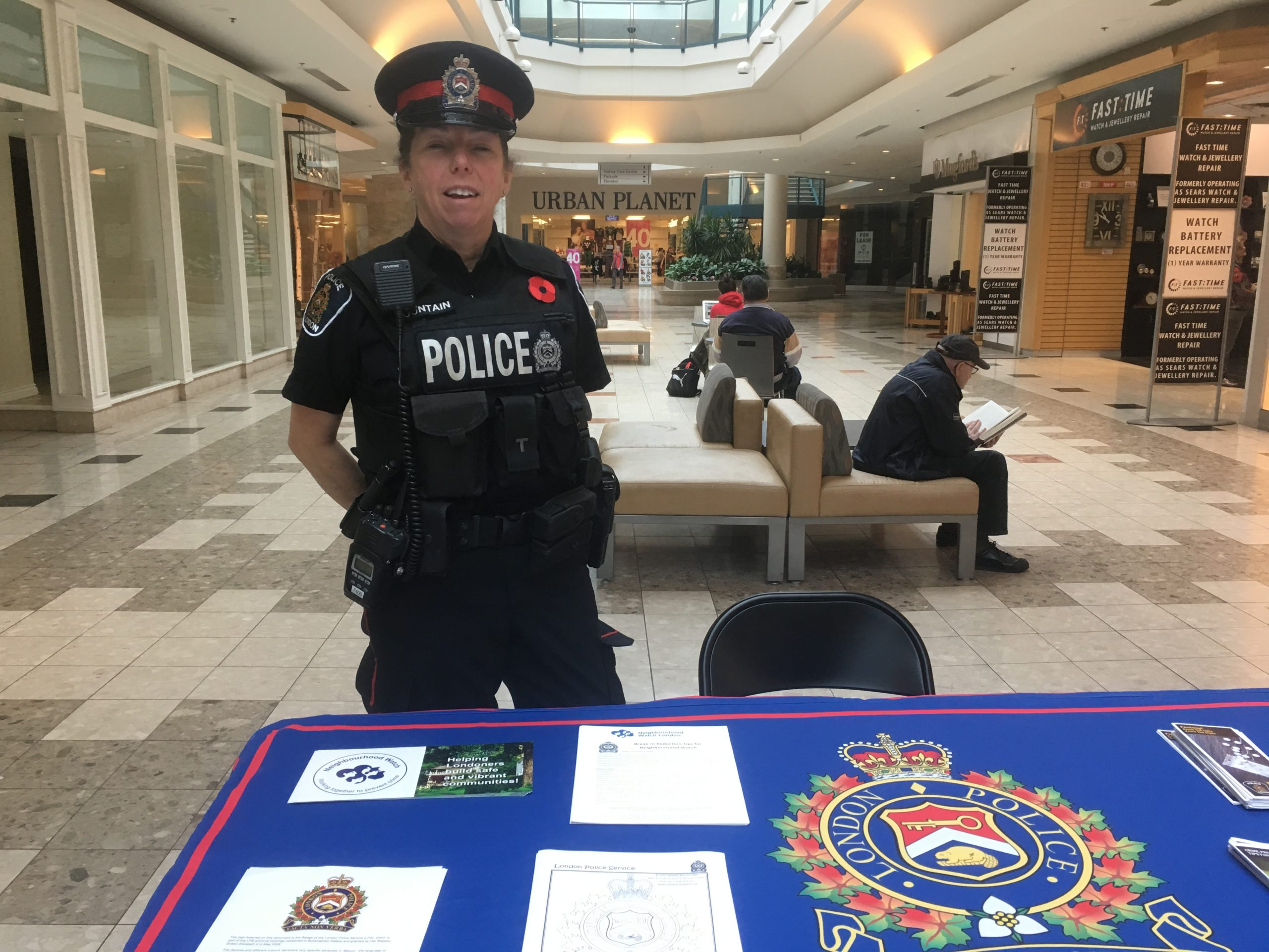 Crime Prevention Week