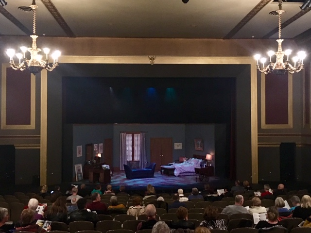 The Palace Theatre presents 'The Memory of Water'