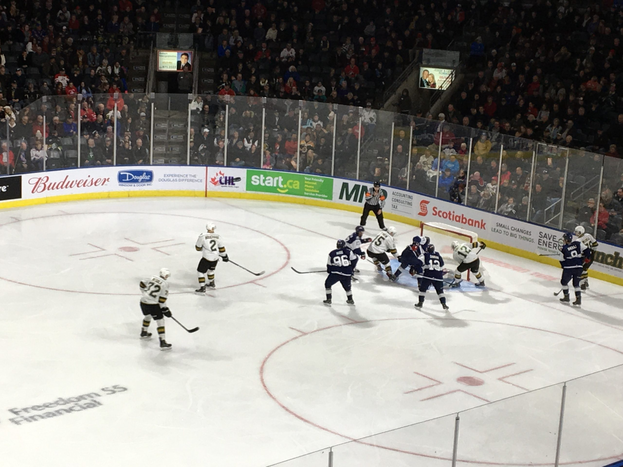 London Knights Win Remembrance Day Matchup Against Kitchener