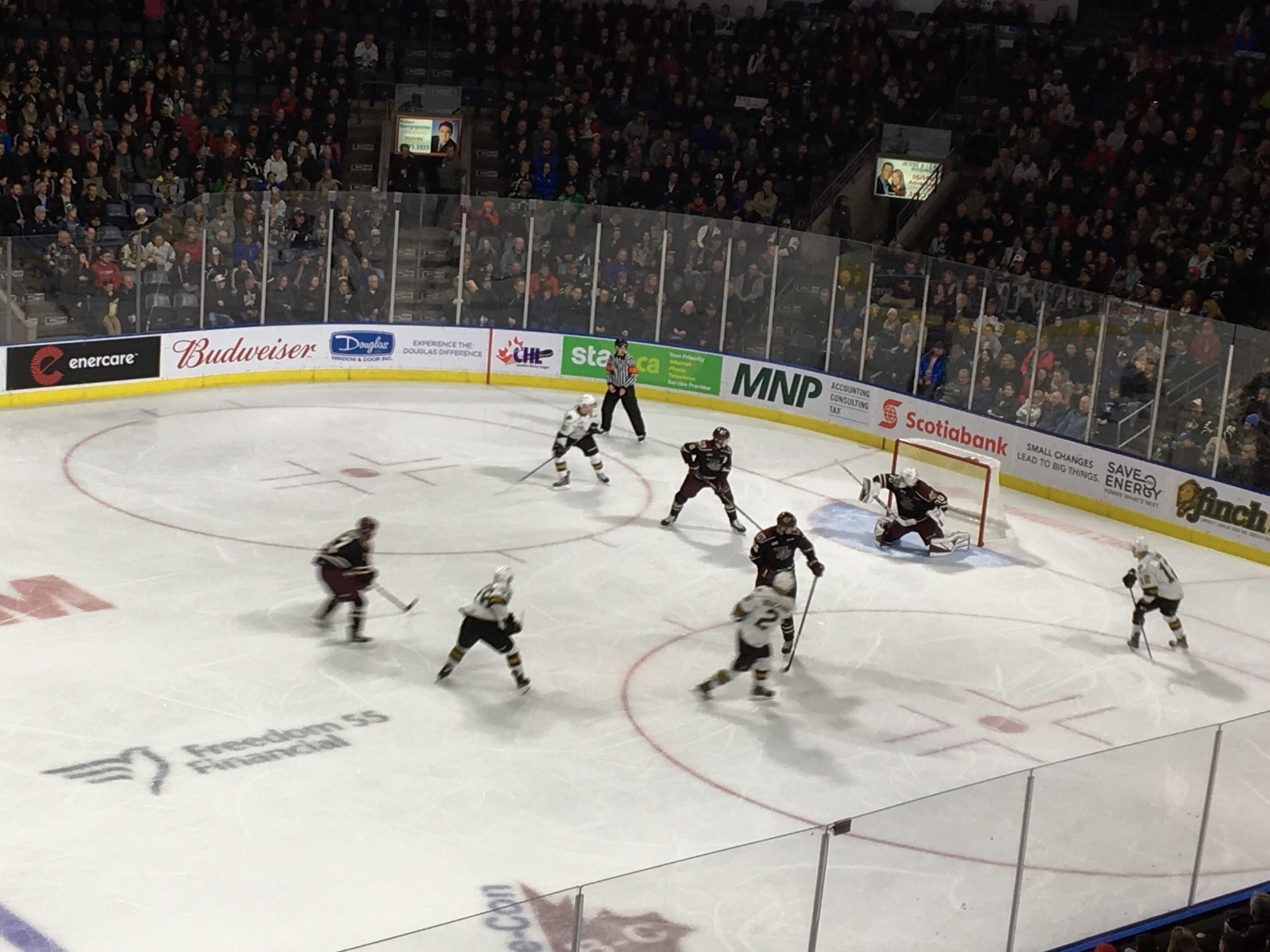 London Knights Came to Play