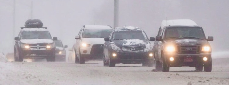Londoners urged to stay safe on roads this winter