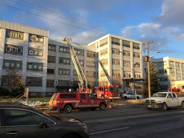 London Fire Department investigation continues after McCormick Plant blaze