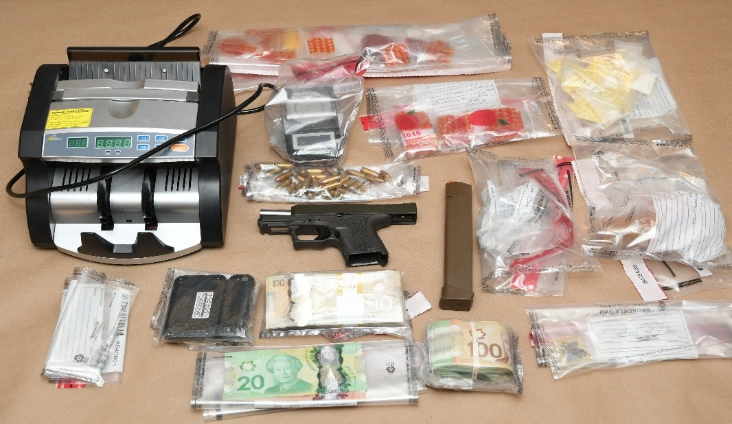 3 charged, more than $40,000 worth of Fentanyl seized in raid: London police