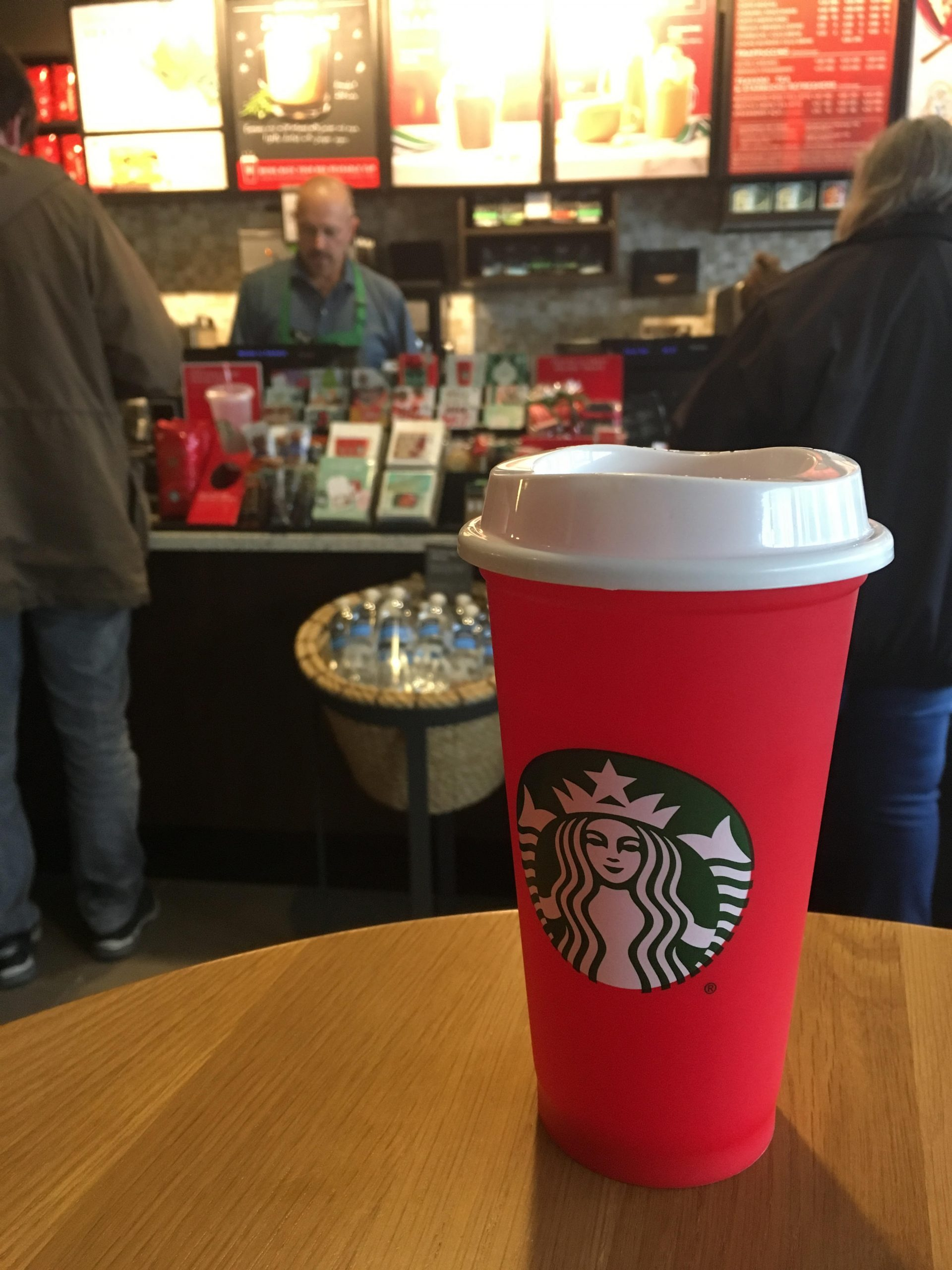 Starbucks Reusable Red Cups Sell Out On First Day Cfrl