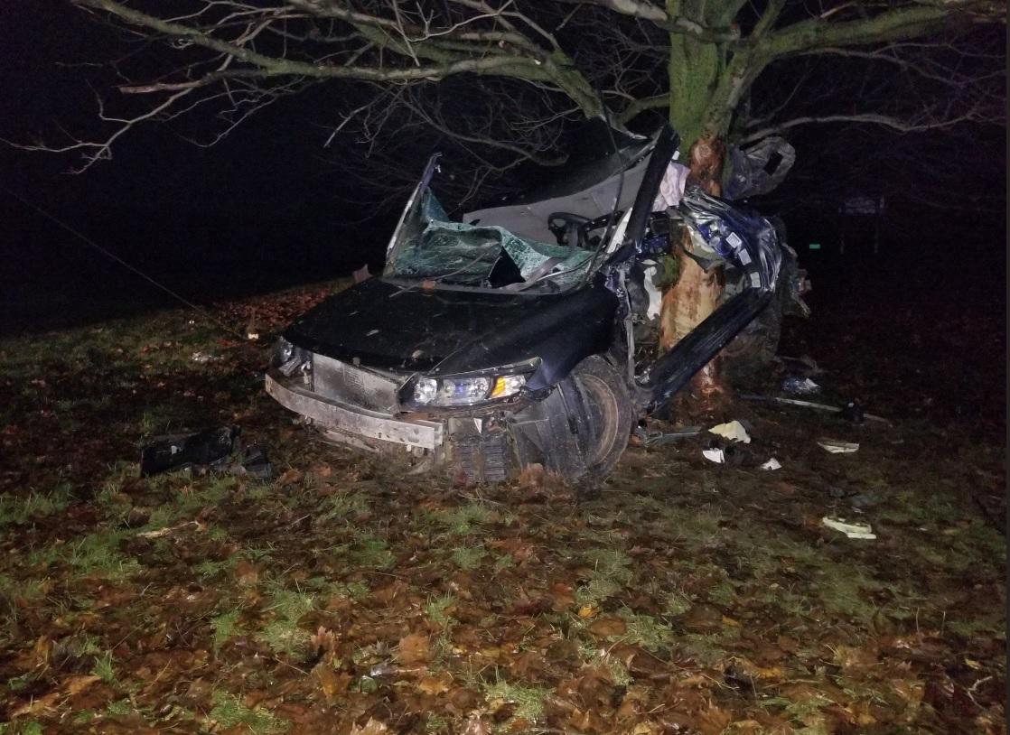 Zorra Township crash leaves 1 dead, 2 hospitalized: OPP