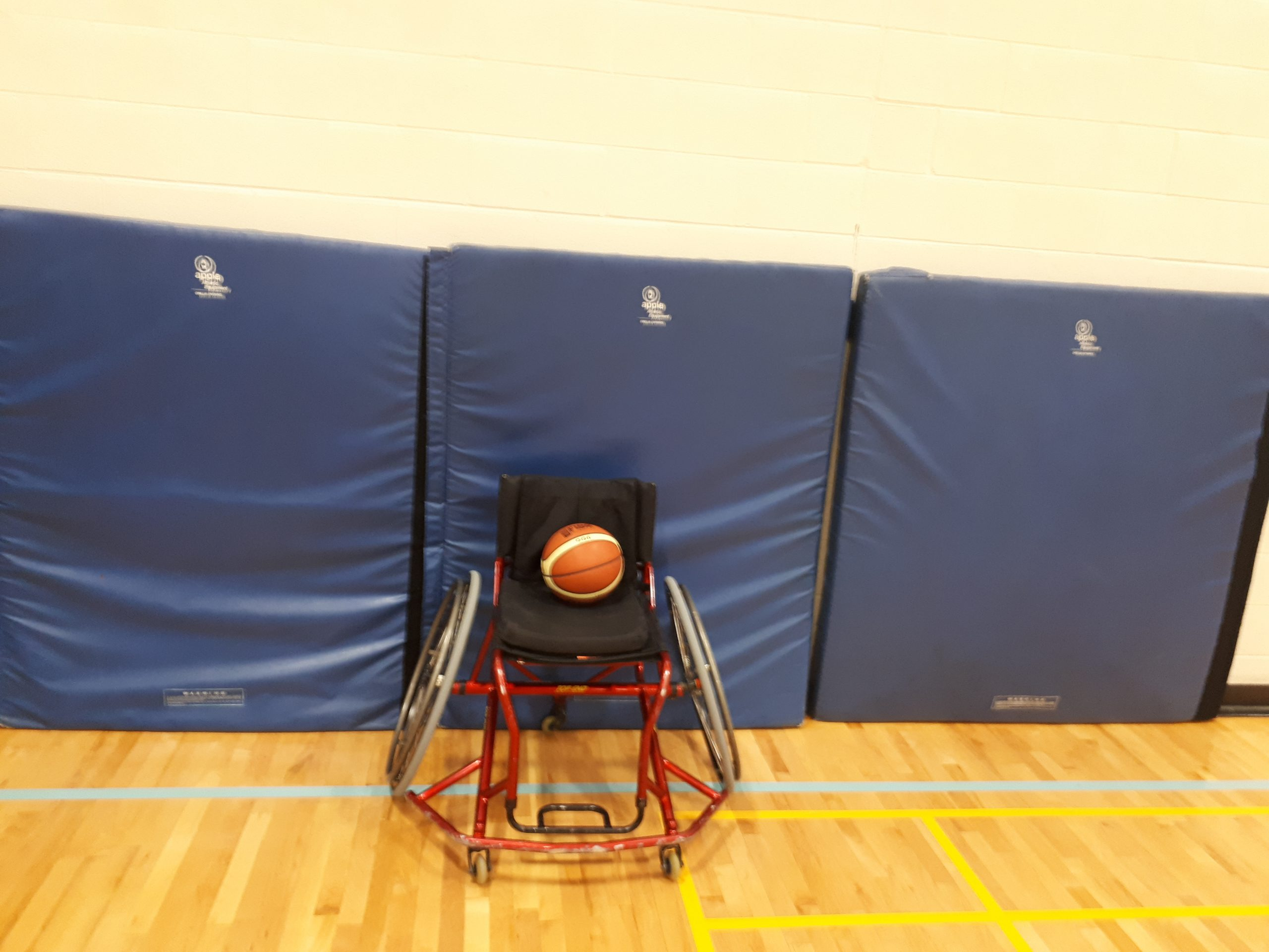 How a local wheelchair basketball association are helping others form friendships