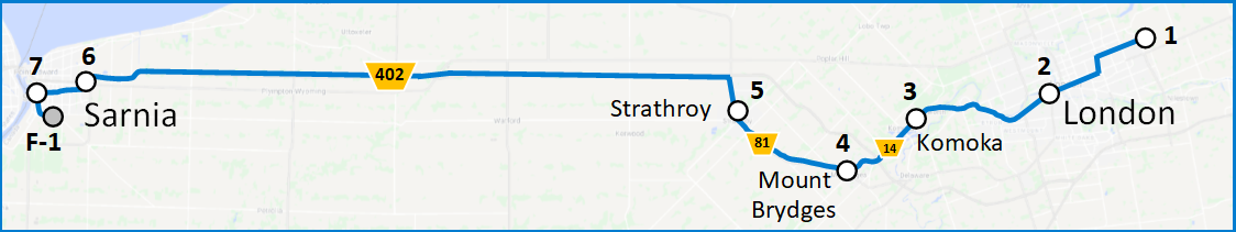 New Transit Service Connecting Southwestern Ont Launching Aug 4 Cfrl
