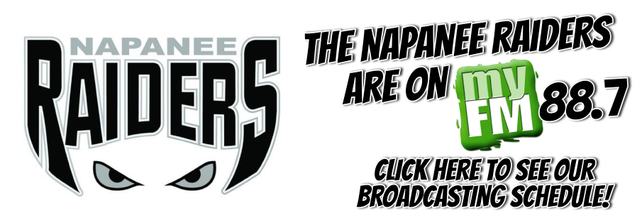 Feature: https://www.napaneetoday.ca/napanee-raiders-on-88-7-myfm/