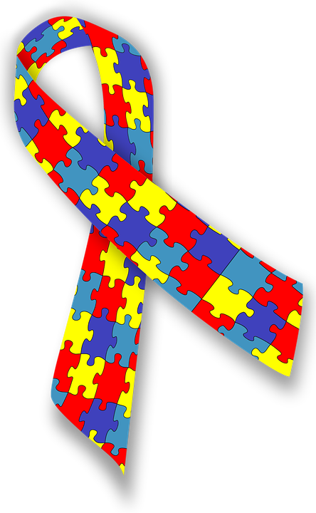 Town council recognizing Autism Awareness month