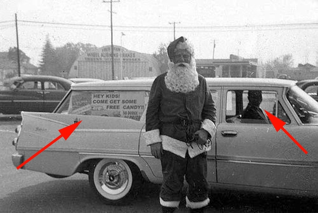 Remember That Time You Went To Visit Santa Clause?