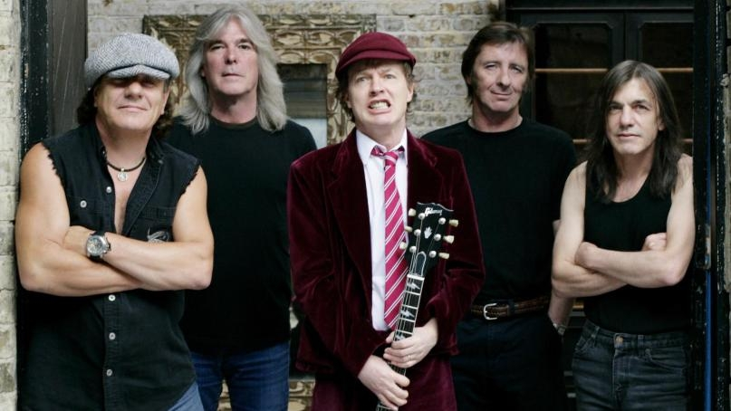 AC/DC to Rock The Grammy Stage!